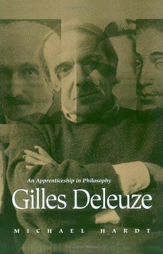 9780816621606: Gilles Deleuze: An Apprenticeship in Philosophy
