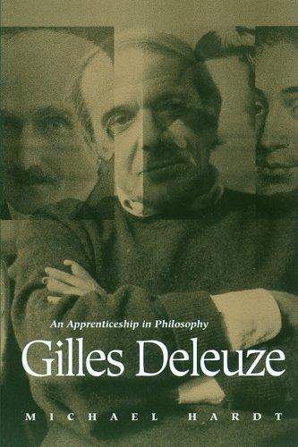 9780816621613: Gilles Deleuze: An Apprenticeship in Philosophy