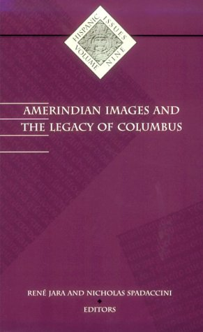 9780816621675: Amerindian Images and the Legacy of Columbus (Hispanic Issues, Vol. 9)