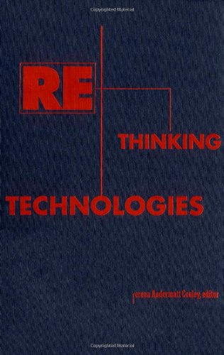 9780816622146: Rethinking Technologies
