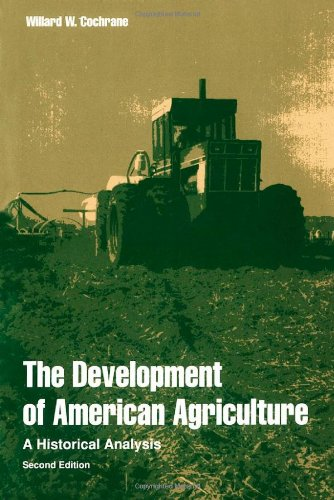 9780816622825: The Development of American Agriculture: A Historical Analysis