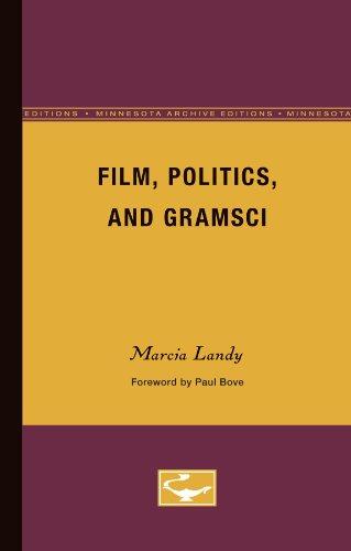 9780816623914: Film, Politics, and Gramsci