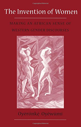9780816624409: The Invention of Women: Making an African Sense of Western Gender Discourses
