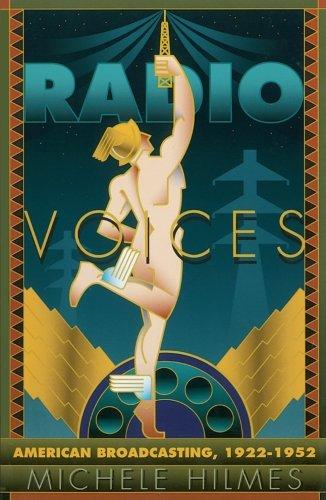 9780816626212: Radio Voices: American Broadcasting, 1922-1952