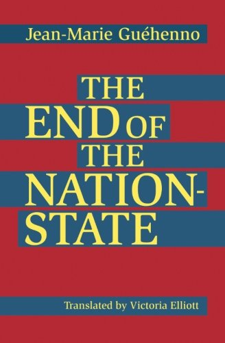 9780816626618: End of the Nation-State