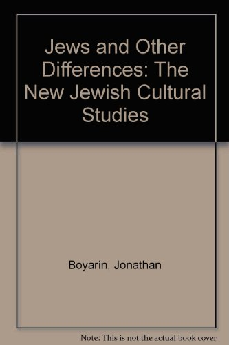 9780816627509: Jews And Other Differences: The New Jewish Cultural Studies