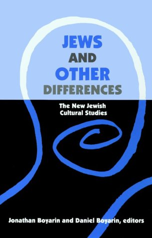 9780816627516: Jews and Other Differences: The New Jewish Cultural Studies