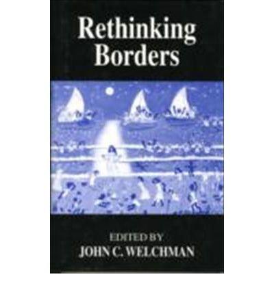 9780816628681: Rethinking Borders