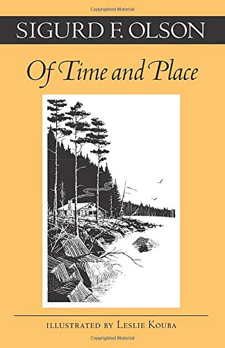 9780816629954: Of Time And Place (Fesler-Lampert Minnesota Heritage)