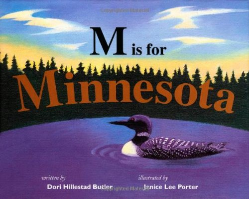 9780816630417: M Is For Minnesota