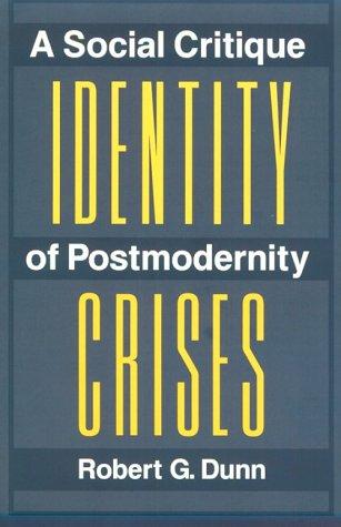 9780816630738: Identity Crises: A Social Critique Of Postmodernity