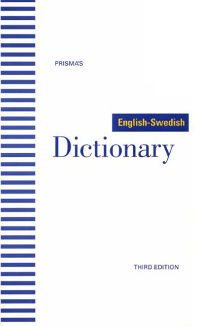 9780816631629: Prisma's English-Swedish Dictionary