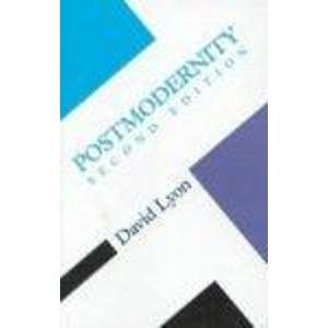 9780816632268: Postmodernity (Concepts in social thought)