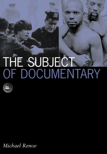 9780816634415: The Subject of Documentary