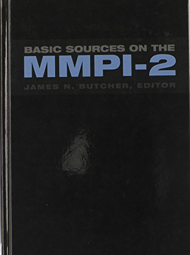 Basic Sources on the Mmpi-2 (Hardback)