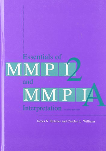 9780816635528: Essentials of MMPI-2 and MMPI-A Interpretation, Second Edition