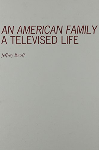 9780816635603: American Family: A Televised Life (Visible Evidence)