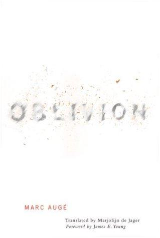 9780816635672: Oblivion
