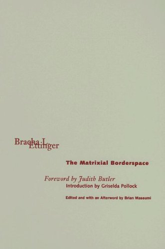 9780816635863: The Matrixial Borderspace (Theory Out of Bounds)