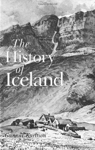 9780816635894: The History of Iceland