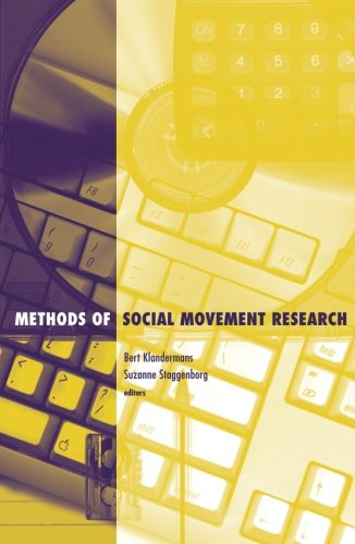 9780816635955: Methods Of Social Movement (Social Movements, Protest and Contention)