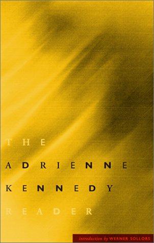 9780816636037: Adrienne Kennedy Reader