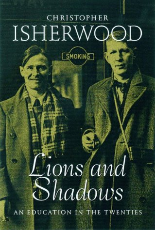 9780816636044: Lions And Shadows: An Education in the Twenties