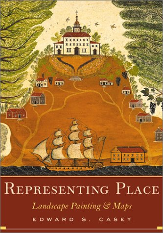 9780816637157: Representing Place: Landscape Painting And Maps