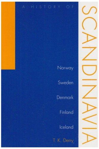 9780816637997: The History of Scandinavia (Norway,Sweden,Denmark,Finland,Iceland)