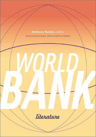 9780816638376: World Bank Literature