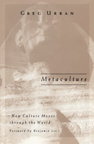 9780816638420: Metaculture: How Culture Moves through the World (Public Worlds)