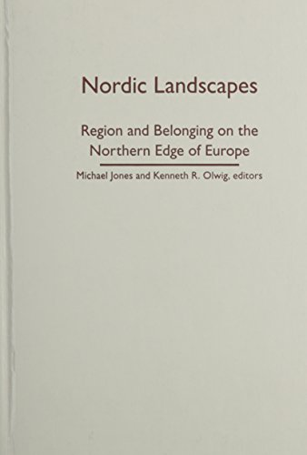 9780816639144: Nordic Landscapes: Region and Belonging on the Northern Edge of Europe