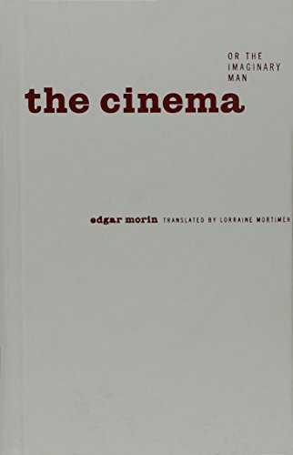 9780816640379: The Cinema, or The Imaginary Man
