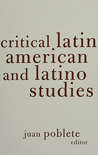 9780816640782: Critical Latin American And Latino Studies (Cultural Studies of the Americas)
