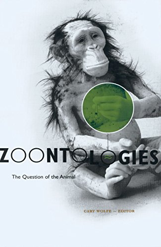 9780816641055: Zoontologies: The Question of the Animal
