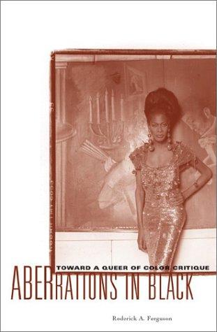 9780816641291: Aberrations In Black: Toward A Queer Of Color Critique (Critical American Studies)