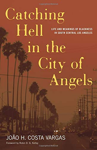 9780816641697: Catching Hell In The City Of Angels: Life And Meanings Of Blackness In South Central Los Angeles (Critical American Studies)