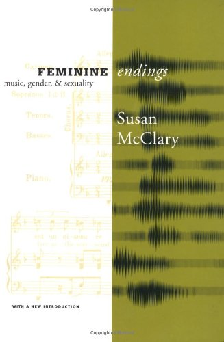 9780816641895: Feminine Endings: Music, Gender and Sexuality