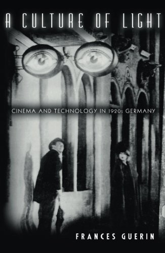 9780816642861: A Culture of Light: Cinema and Technology in 1920s Germany