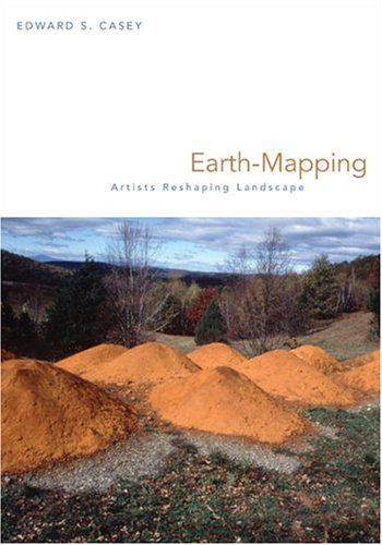 9780816643325: Earth-Mapping: Artists Reshaping Landscape