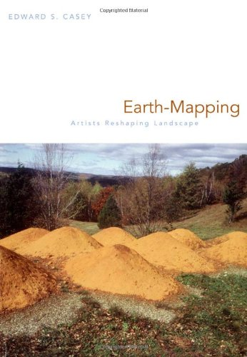 9780816643332: Earth-Mapping: Artists Reshaping Landscape