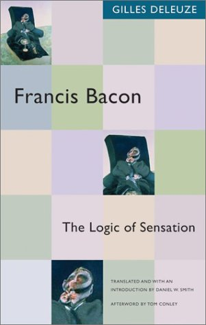 9780816643417: Francis Bacon: The Logic of Sensation
