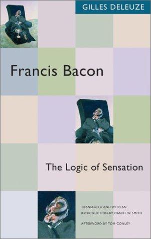9780816643417: Francis Bacon: The Logic of Sensation