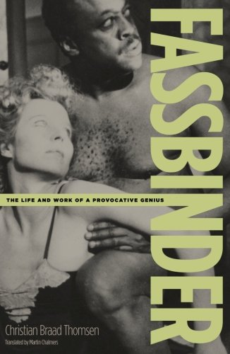 9780816643646: Fassbinder: Life and Work of a Provocative Genius