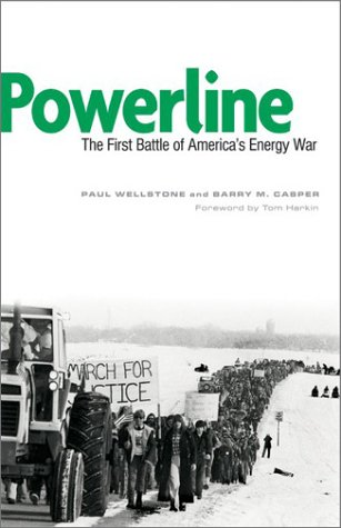 9780816643844: Powerline: The First Battle of America's Energy War