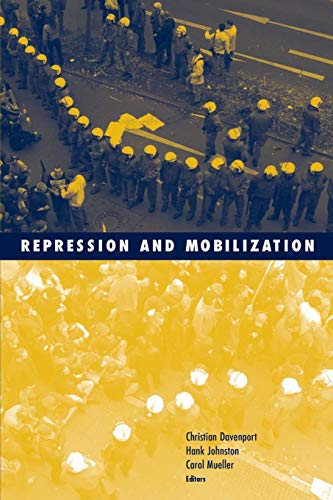 9780816644261: Repression And Mobilization (Social Movements, Protest and Contention)