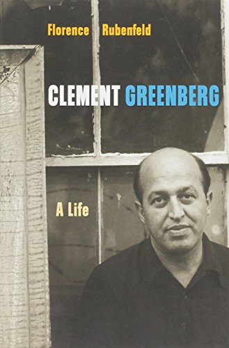 9780816644353: Clement Greenberg: A Life