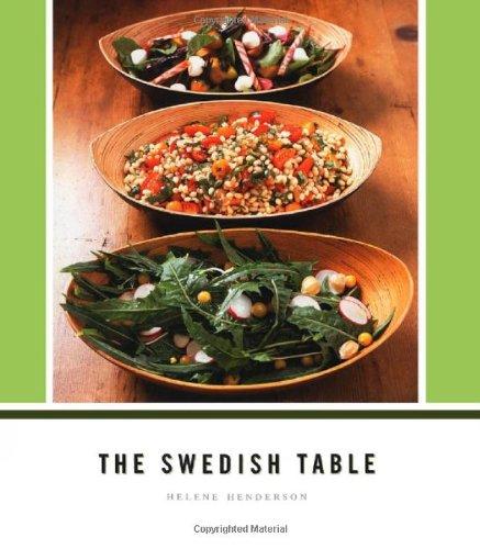 9780816645138: The Swedish Table