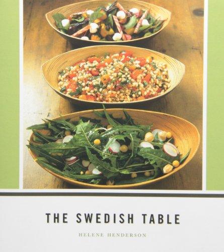 9780816645145: The Swedish Table