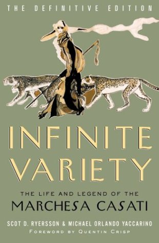 9780816645206: Infinite Variety: The Life and Legend of the Marchesa Casati
